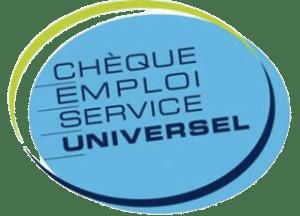 Logo Chèque CESU utilisé par NB Domicile